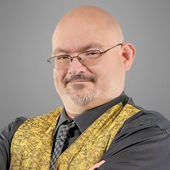 Derek Logan Técnico informático