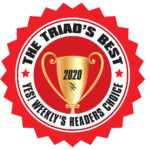 Yes Weekly! The Triad's Best Law Firm in Forsyth County 2020